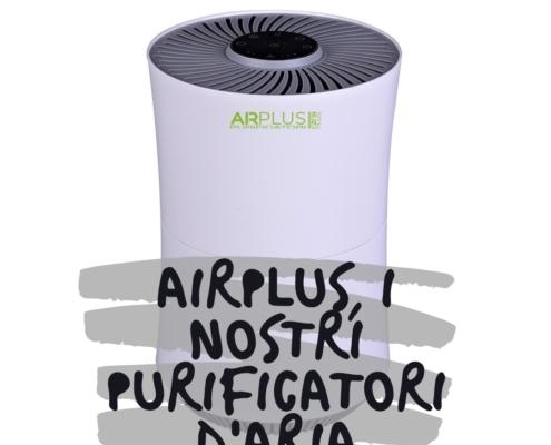 purificazione dell'aria